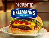 BE / Lançamento Novo Ketchup Hellmann's, endomarketing