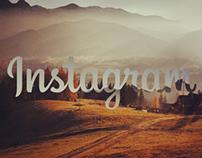 ...my Instagram, my free time