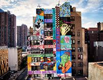 Faile mural