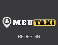 MEUTAXI - Redesign