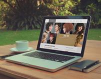 Website Development (Wordpress) Edward Carriere