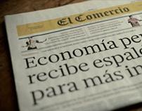 El Comercio - 7 Days Campaign