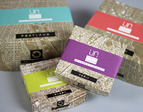 Urban Nomad Packaging Concept