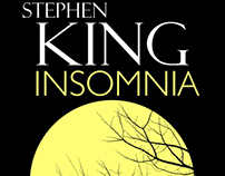 """Stephen King """"Insomnia"""" book cover"""
