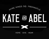 Kate and Abel