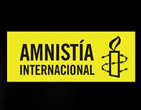 """Amnistía Internacional """"contra la violencia armada"""""""