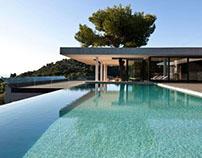 Plane House Design by K Studio