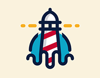Lighthouse (On Sale Logo)