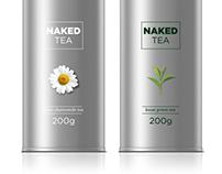 NAKED (Packaging Design Concept)