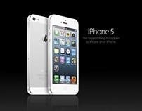 iPhone 5 Filmstrip Banner