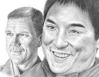 Guy Kawasaki and Scott Klososky