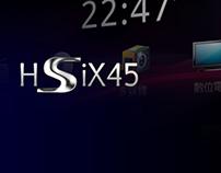 HSiX45 UI