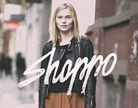 Shoppo Logotype