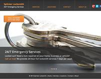 Project Management & Development - Splinter Locksmith