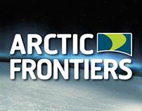 Arctic Frontiers visuelle identitet