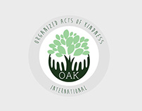 Logo for OAK International