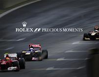 ROLEX - F1 Precious Moments