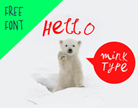 Mink Type- Free Font