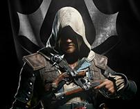Unite Under The Black Flag - GameStop/ACIV