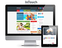 InTouch - Retina Responsive WordPress News Theme