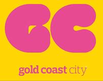 Gold Coast City Ident Concept