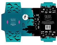 Halloween Tissue Box Design