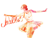 Ballet • Editorial promotion