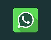 Redesign Whatsapp