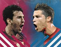 Messi Vs Ronaldo - (2012 - 2013)
