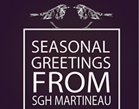 Christmas Cards | SGH Martineau