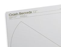 """Crash Records / Generic 12"""" Sleeve[s]"""