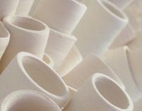 GROWTH, Ceramic Fine Art Installation
