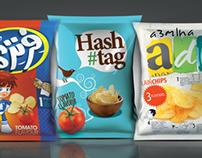 New Potato Chips