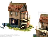 Blacksmith's Cabin