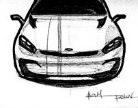 B&N Sketch
