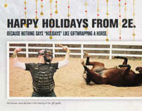 2e Creative Holiday Promo 2012
