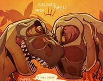A T-Rex fact