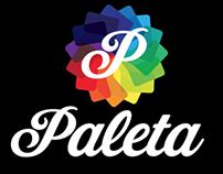Paleta | Redesign