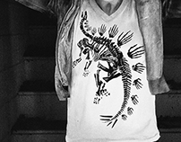 Stego T-Shirt Graphic