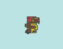 Aztec Icon Set