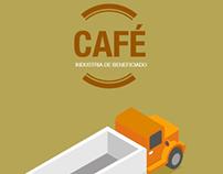 Café: proceso industrial del beneficiado