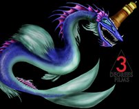 Leviathan Color Concept Art 2