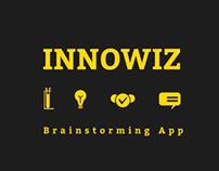 Innowiz: Brainstorming App