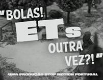Workshop: Bolas! ETs outra vez?! (Damn! ETs again?!)