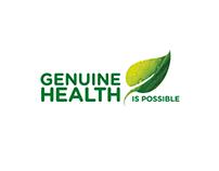 Genuine Health Rebrand/Package Design