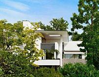 Modern three-story SU House by Alexander Brenner