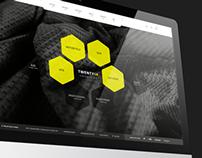 Knox Armour Website Design