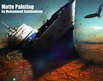 Matte painting