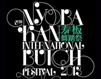 Nyoba Kan 6th International Butoh Festival 2013