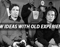 New Ideas With Old Experience